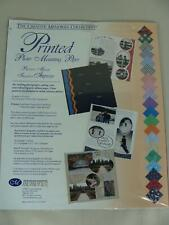 Creative Memories Photo Mounting Paper Packs Short Cuts Your Choice