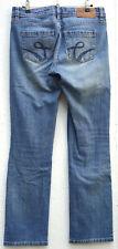 Esprit Tube da Donna Straight Low Waist jeans stretch Pantaloni 29/30 w29 l30 BLU g163