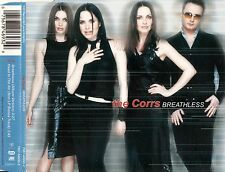 THE CORRS : BREATHLESS / 2 TRACK-CD