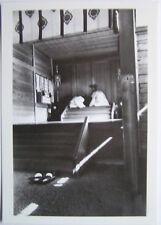 WERNER BISCHOF  - Carton d invitation - 1990