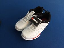 AND1 Draft men's athletic shoes, comfort padded insole, in several sizes, white