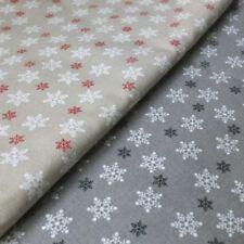 Telas y tejidos geométricos color principal gris de 100% algodón para costura y mercería