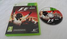 Formula 1 - F1 2011 für Microsoft  Xbox 360 in OVP