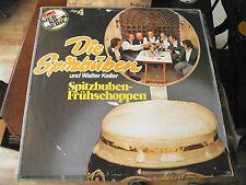 die spitzbuben und Walter Keller - disque polydor n° 2440 142