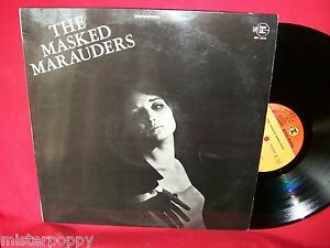 THE MASKED MARAUDERS (THE BEATLES) LP 1970 ITALY rare First Pressing EX+