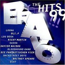 "Bravo - The Hits '99"" Various DOPPEL-CD"