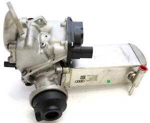 Audi A4 8W B9 Avant 3,0 TDI 0059131511CG 059131511BP Kühler für Abgasrückführung