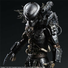 Play Arts Alien VS Predator PVC 28cm Action Figure Statues Toys NEW WITH BOX