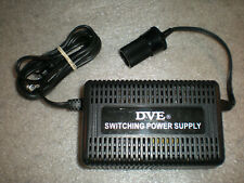 DVE DSA-0701-12A AC Switching Power Supply Adapter To 12V DC 5.8A