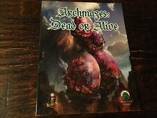 RPG Crate Archmages Dead or Alive -- Frog God Games