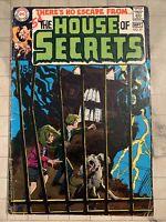 House of Secrets #81 (09/69, DC) 1st App of Abel! Netflix Series Coming!