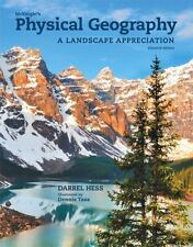 McKnight's Physical Geography A Landscape by Darrel Hess Tasa US 11TH EDITION