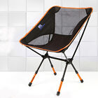 Portable Folding Camping Stool Chair Seat Backpack for Fishing Picnic BBQ Hiking