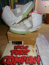 "Nike Air Yeezy 2 NRG ""Platinum"" Wolf Grey/Pure Platinum 508214 010"