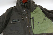 Barbour International Traction Jacket Size L  RETAIL $439