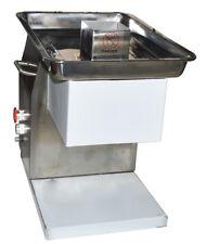 110V Commercial Meat Slicer Machine 5mm QX Pork,Beef Cutter Safty Machine
