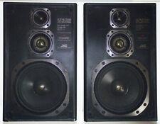 Enceintes Hi-Fi - JVC SP-E500BKE Power capacity: 50W/100W Music Impedance: 8OhmΩ