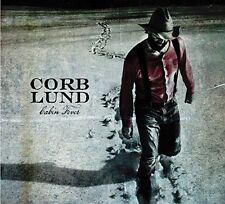 Corb Lund Cabin Fever 180g vinyl ltd ed