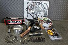 721cc 4mm stroker kit Raptor 660 Vito's crank Hotcams Kibble White JE piston