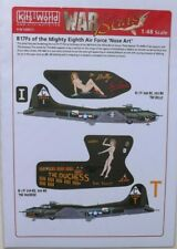 1/48 Kits-World Decals WAR Birds B-17F 359 BS *303rd Bomb Group* #KW148011