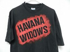 vtg Havana Widows T shirt 80s 90s tee 30s comedy movie one of a kind Hanes L/XL