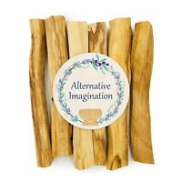 6 Premium Palo Santo Holy Wood Incense Sticks for Purifying, Cleansing, Healing
