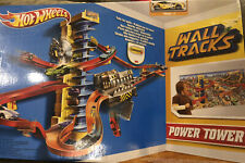 Hot wheels wall tracks power tower-BNIB-Christmas gift Brand New In Box