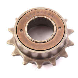 KHE BMX Freilaufritzel Cosmic 14 Zähne Ritzel 34mm geschraubt bronze schwarz