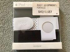 More details for genuine apple ipod nano armband white