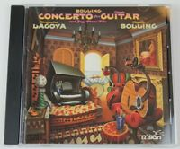 Bolling: Concerto for Classic Guitar & Jazz Piano Trio by Bolling & Lagoya CD