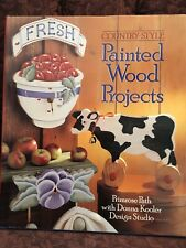 Country-Style Painted Wood Projects