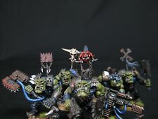 x5 Nobz Painted Warhammer 40k Orks COMMISSION SERVICE