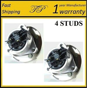 FRONT Wheel Hub Bearing Assembly For 2005-2006 PONTIAC PURSUIT 4-WHEEL ABS -PAIR