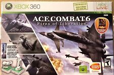 BRAND NEW SEALED Ace Combat 6 with Flightstick Stick Microsoft X box 360 XBOX