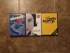 Skateboard Video Dvd Lot Flip Element Almost Thrasher