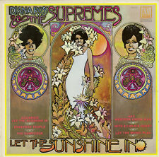 """Diana ROSS & THE SUPREMES"" Let the sunshine in / LP US MOTOWN 689 /Stereo VG+++"