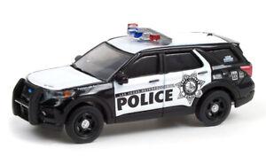 GREENLIGHT LAS VEGAS METROPOLITAN POLICE 2020 FORD INTERCEPTOR UTILITY *PRESALE*