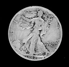 Walking Liberty, Silver 1/2 Dollar coin, 1942-S circulated-ungraded. 90% silver.