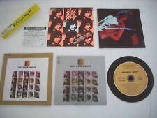 "JEFF BECK  /  JEFF BECK GROUP  - JAPAN CD MINI LP 7"" INCH CD and SUPERAUDIO CD"