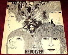 THE BEATLES..REVOLVER..VINYL LP 1966 MONO 605-2 / 606-3..DR ROBERT MISSPELLING