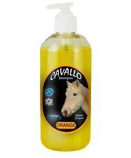 Horse Shampoo Cavallo Sulfate Free 500ml Orange(Fruit Burst)
