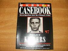 Guenther Podola, MURDER CASEBOOK 97, Fred Browne & Bill Kennedy, Raymond Purdy.
