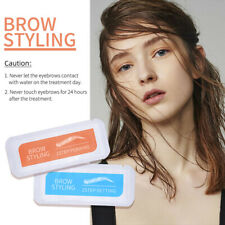 2x Eyebrow Setting & Perming Set Lifting 3D Feathery Keratin Brow Lamination Kit