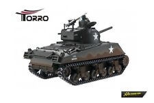 TORRO 1:16 RC tanques Sherman m4a3 Profi-Edition bb versión 1112400760