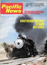 Pacific News 224 June 1980 Southern Pacific Steam Locomotive 1269 SP C&S
