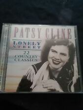 Patsy Cline - Lonely Street (2001)