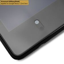 ArmorSuit MilitaryShield Google Nexus 7 Screen Protector + Full Body Skin! New!