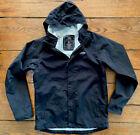 Quality AFTCO Solitude Fishing Jacket Black Size Medium AFTech Treated Nylon