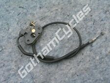 OEM Ducati 749 999 Tail Cowl Subframe Rear Frame Latch Trunk Release Cable