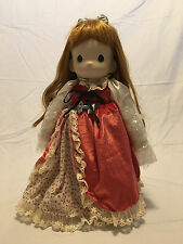 """NEW Precious Moments """"FOUR SEASONS AUTUMN"""" Limited Edition Doll - 14"""""""